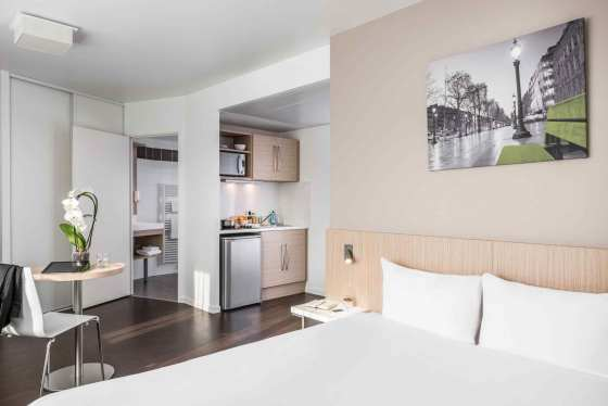 Aparthotel Adagio Access Paris Reuilly Apartaments