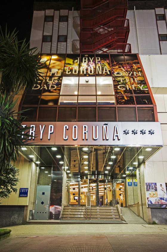 Hotel TRYP Coruna
