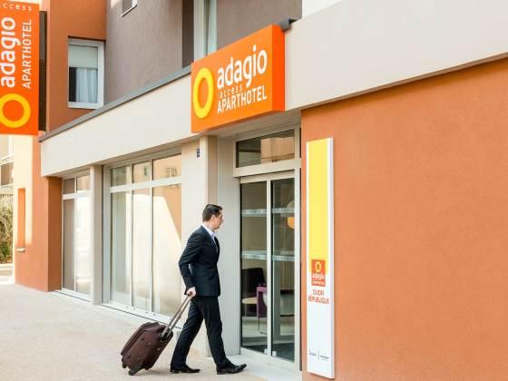 Albergue Aparthotel Adagio Access Dijon République