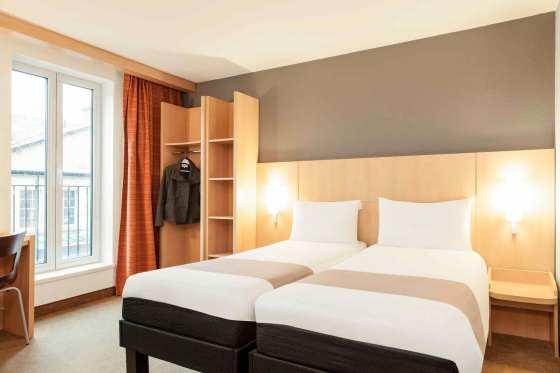 Ibis Edinburgh Centre Royal Mile – Hunter Square (new Rooms) Hotel