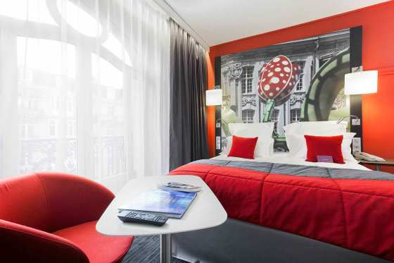 Hotel Mercure Lille Centre Grand Place Hotel