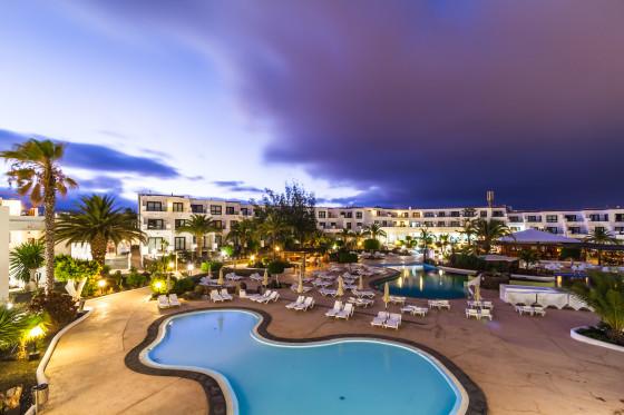 Hotel Bluebay Lanzarote - Todo Incluido