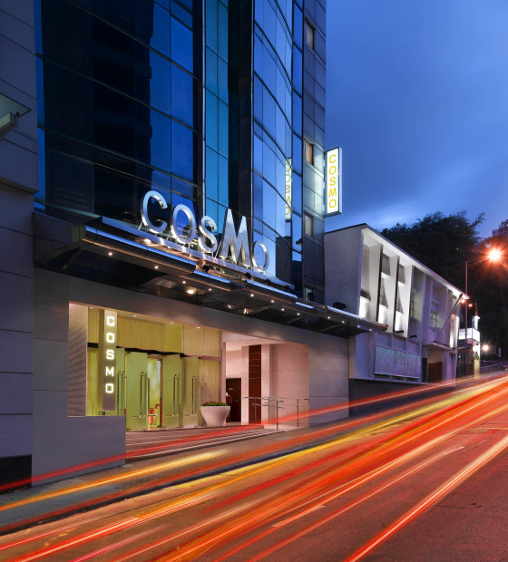 Cosmo Hotel Hong Kong Hotel