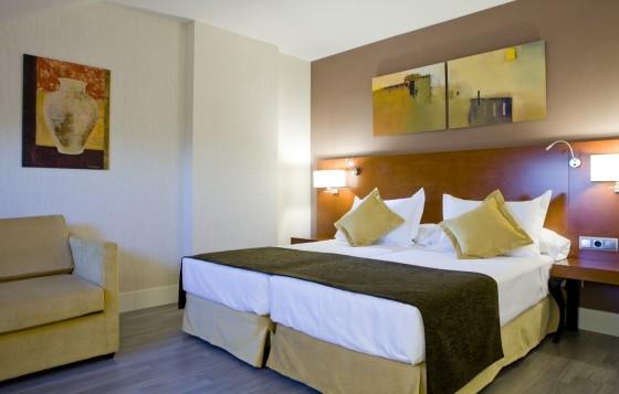 Hotel Puerta De Toledo Hotel