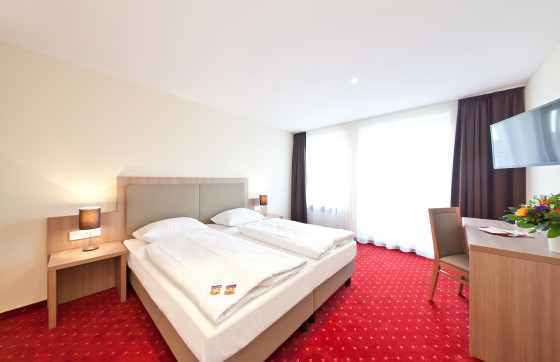 Hotels Near Central Train Station in Dusseldorf