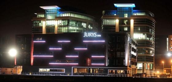 Jurys Inn Newcastle Gateshead Quays Hotel