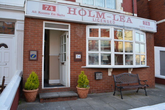 Holm Lea Hotel