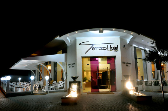Tempoo Hotel Marrakech City Centre Hotel