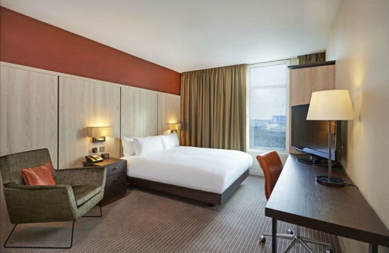 Hotel Ramada Hotel And Suites London Docklands