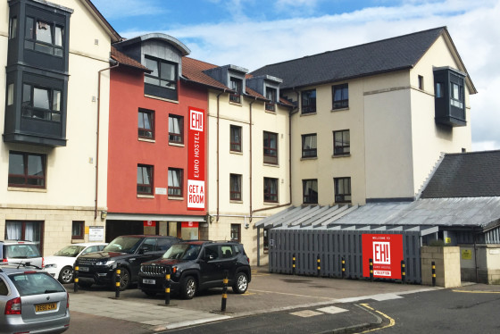 Hostal Euro Hostel Edinburgh Halls