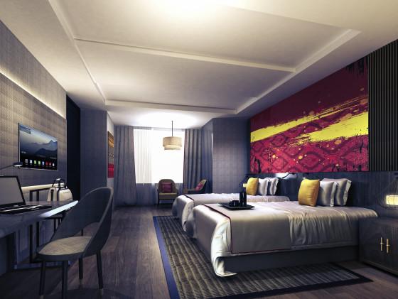 Hotel Mercure Bangkok Sukhumvit 11