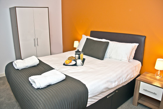 Base Serviced Apartments - The Spectrum Apartahotel