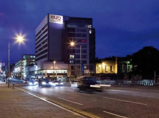 Hostal Euro Hostel Glasgow