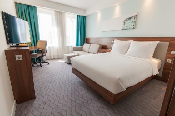 Hotel Hampton By Hilton Amsterdam Centre East