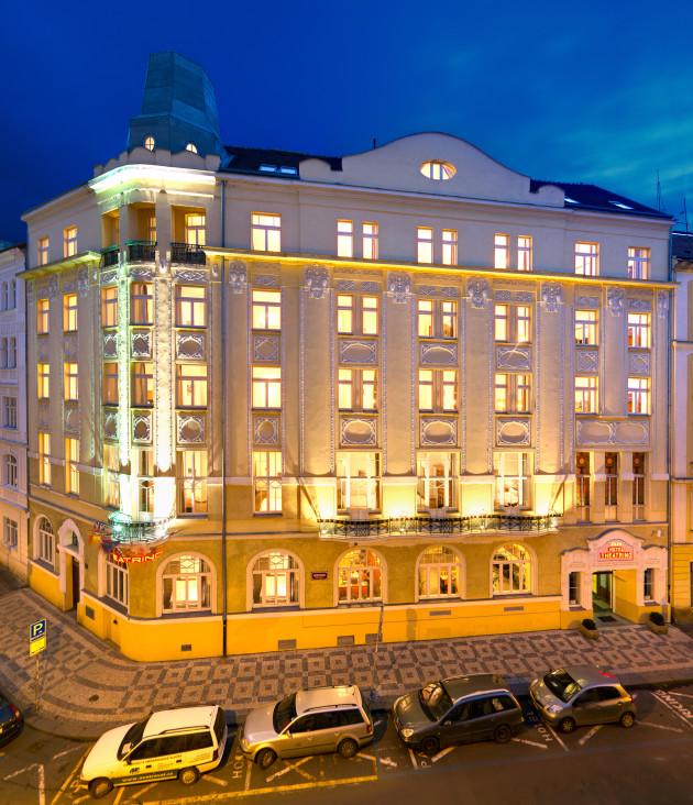 Hotel Theatrino 1