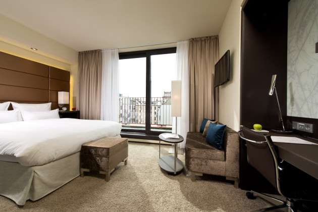 Hotel boutique hotel i31 berlin mitte berl n desde 110 for Hoteles diseno berlin