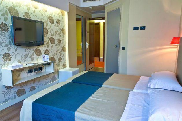 Hotel Best Western Hotel Roma Tor Vergata 1
