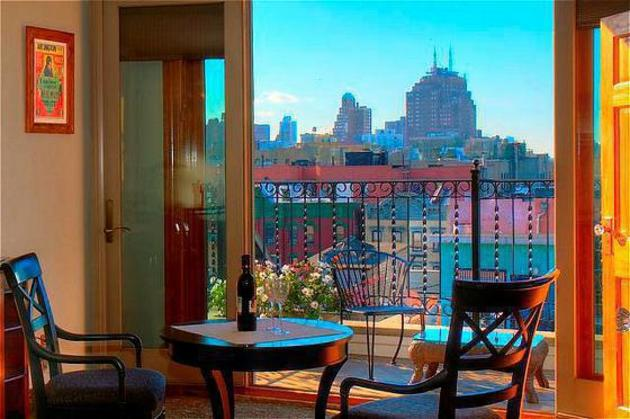 Blue moon boutique hotel new york from 65 for Boutique hotel new york