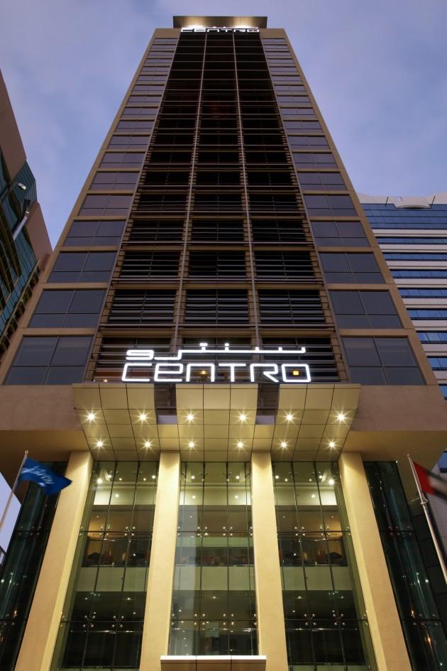 Hotel Centro Al Manhal By Rotana 1