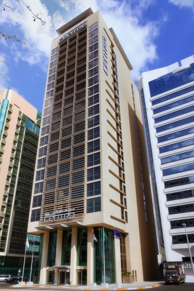 Hotel Centro Al Manhal By Rotana thumb-3