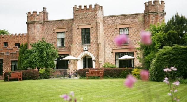 Crabwall Manor Hotel And Spa Hotel 1