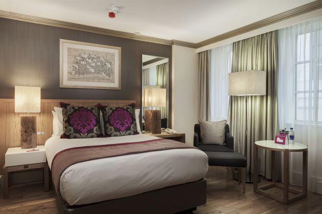 Hotel Crowne Plaza London - The City 1