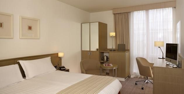 Hilton Garden Inn Birmingham Brindleyplace Hotel Birmingham from