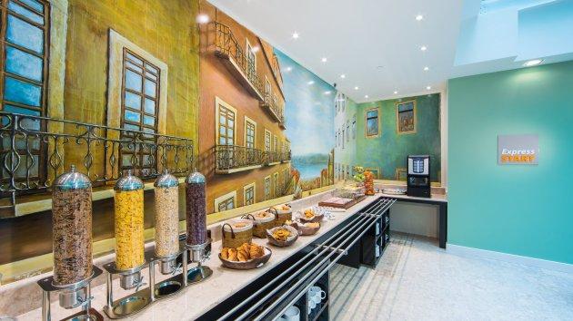 Hotel Holiday Inn Express Lisbon - Av. Liberdade thumb-2