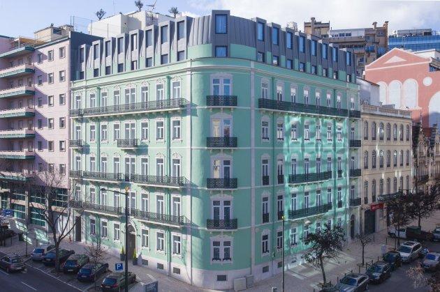 Hotel Holiday Inn Express Lisbon - Av. Liberdade thumb-4