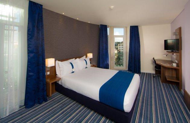 Hotel Holiday Inn Express Lisbon - Av. Liberdade 1