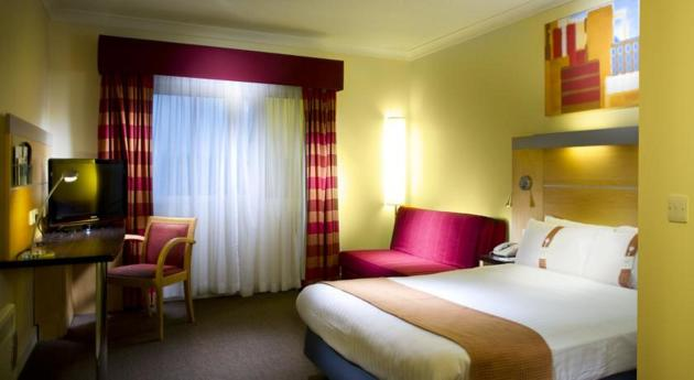 Holiday Inn Express Chester - Racecourse Hotel 1