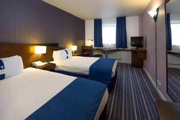 Hotel Holiday Inn Express London-royal Docks, Docklands thumb-2