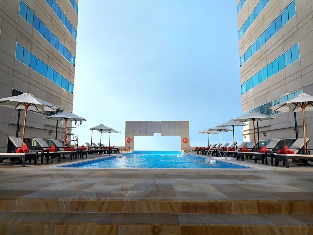 Media Rotana, Barsha - Dubai Hotel 1