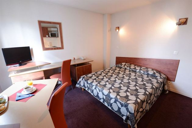 hotel residhotel lyon part dieu lyon desde 49 rumbo. Black Bedroom Furniture Sets. Home Design Ideas