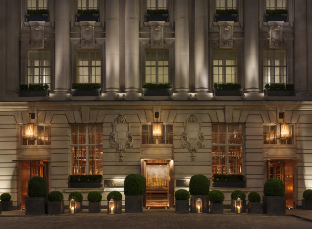 Rosewood london hotel london from 390 for Find hotels in london