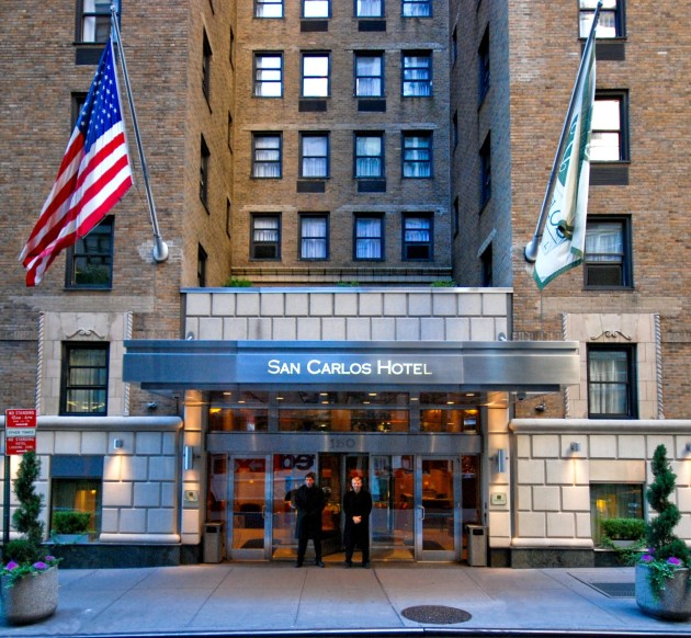 Hotel San Carlos Hotel 1