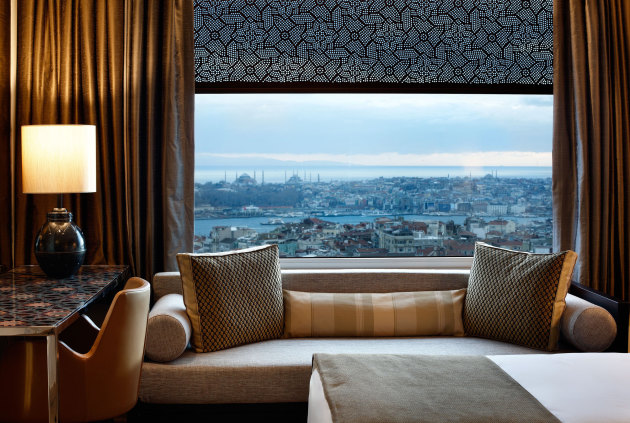 The Marmara Taksim Hotel thumb-2
