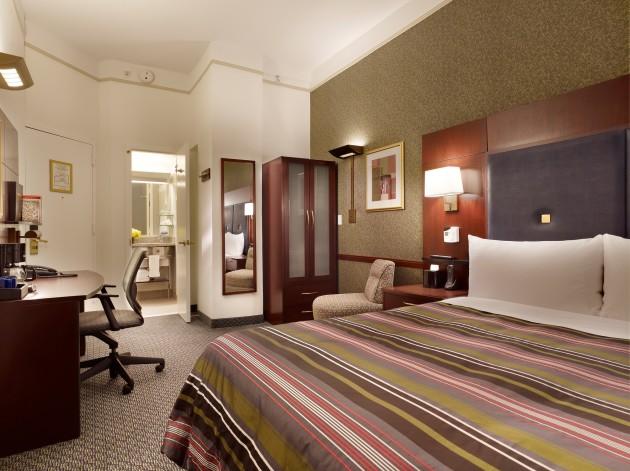Hotel Club Quarters Hotel, Wall Street thumb-3