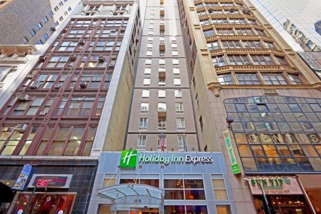 Hotel Holiday Inn Express New York City Fifth Avenue thumb-2
