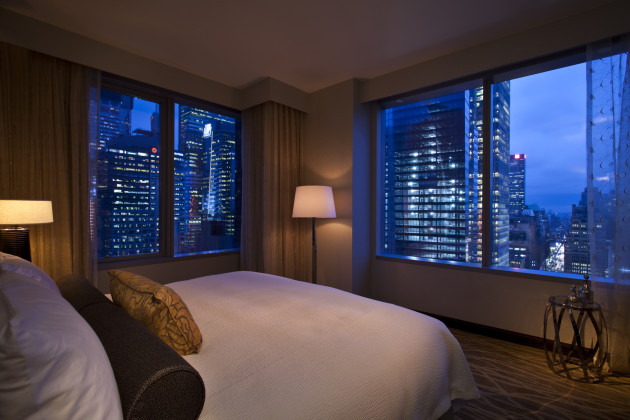 Intercontinental New York Times Square Hotel thumb-4