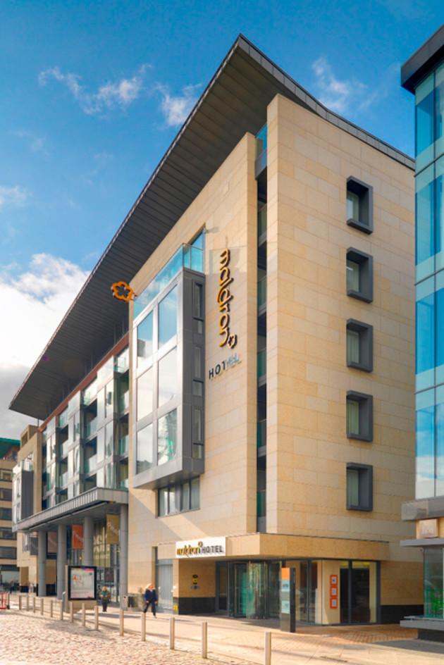 Hotel Maldron Hotel Smithfield 1