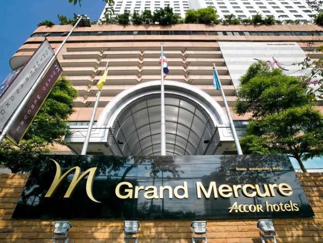Grand Mercure Fortune Bangkok Spa