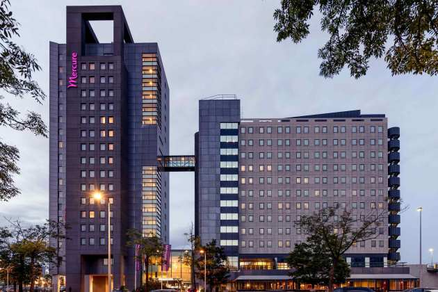 Mercure Hotel Amsterdam City Hotel (Amsterdam) from £89 ...
