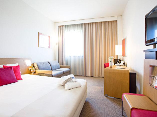Hotel Novotel Milano Linate Aeroporto thumb-4