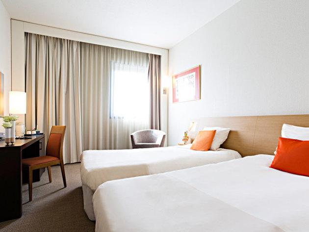 Hotel Novotel Milano Linate Aeroporto thumb-2