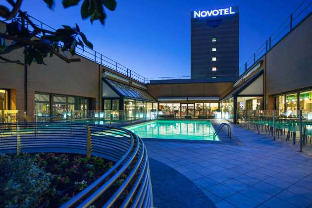 Hotel Novotel Milano Linate Aeroporto 1
