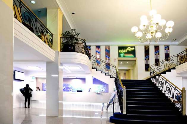 Ibis Styles Melbourne The Victoria Hotel 1