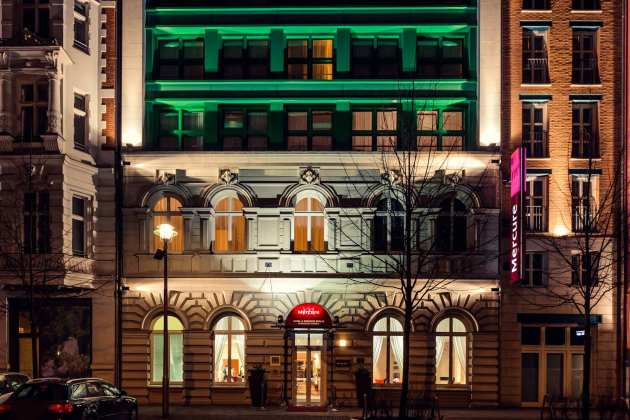 Mercure Hotel And Residenz Berlin Checkpoint Charlie Hotel 1