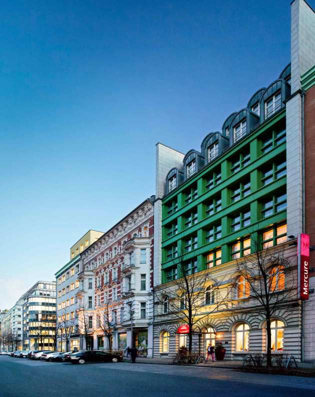 Mercure Hotel And Residenz Berlin Checkpoint Charlie Hotel thumb-2