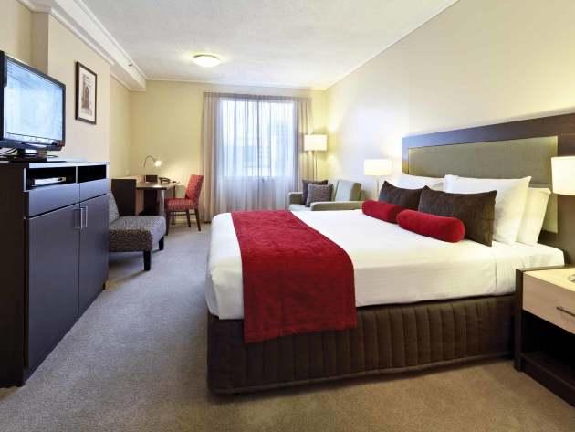 The Swanston Hotel Melbourne Grand Mercure 1